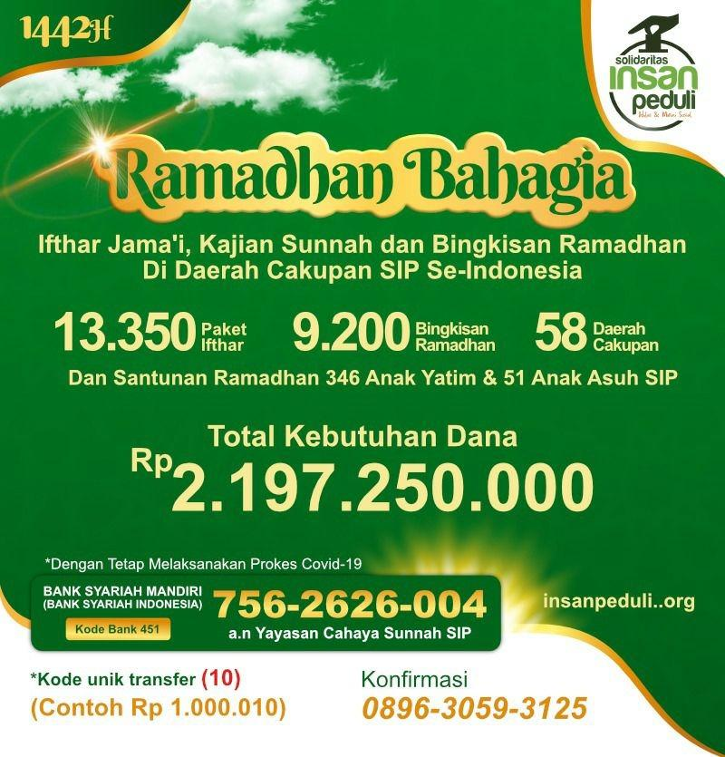 kegiatan ifthar ramadhan SIP